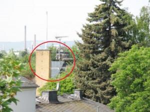 Bio Gas in Schwanheim