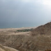 The Red Sea – Dead Sea Canal