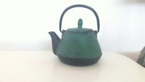 A teapot from the Far East